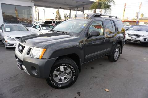 2011 Nissan Xterra for sale at Industry Motors in Sacramento CA