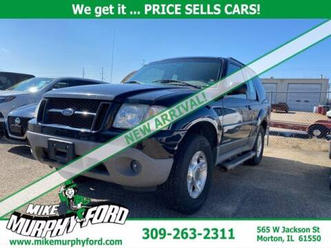 2002 Ford Explorer Sport for sale at Mike Murphy Ford in Morton IL