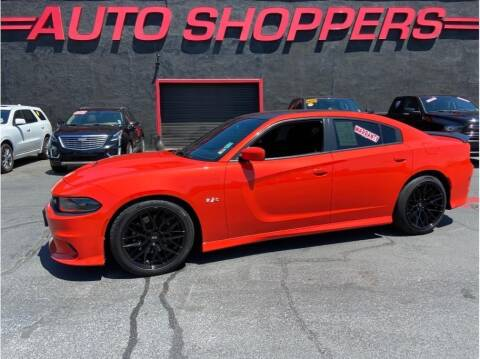 2018 Dodge Charger for sale at AUTO SHOPPERS LLC in Yakima WA
