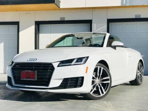 2017 Audi TT for sale at Avanesyan Motors in Orem UT