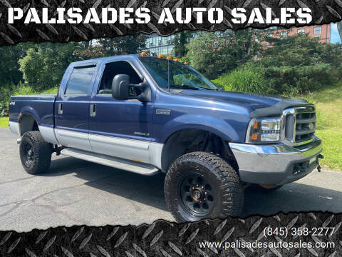 2001 Ford F-350 Super Duty for sale at PALISADES AUTO SALES in Nyack NY