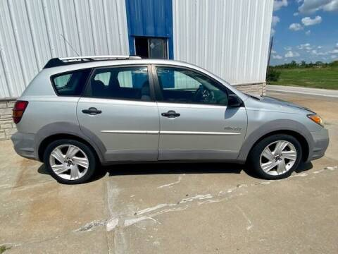 2003 Pontiac Vibe for sale at Rick's Auto Clinic Inc. in Raytown MO
