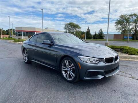 2014 BMW 4 Series for sale at LASCO FORD in Fenton MI