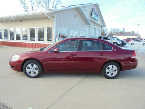 2008 Chevrolet Impala for sale at Milaca Motors in Milaca MN