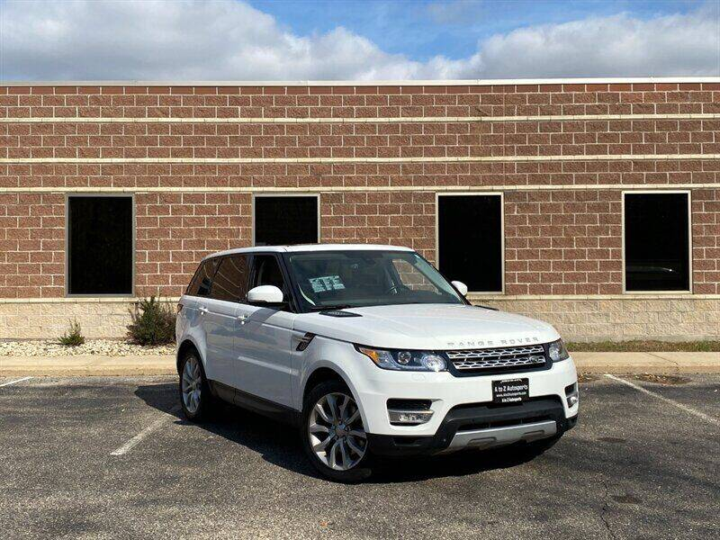 2015 Land Rover Range Rover Sport for sale at A To Z Autosports LLC in Madison WI