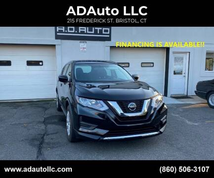 2018 Nissan Rogue for sale at ADAuto LLC in Bristol CT