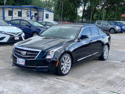 2017 Cadillac ATS for sale at USA Car Sales in Houston TX