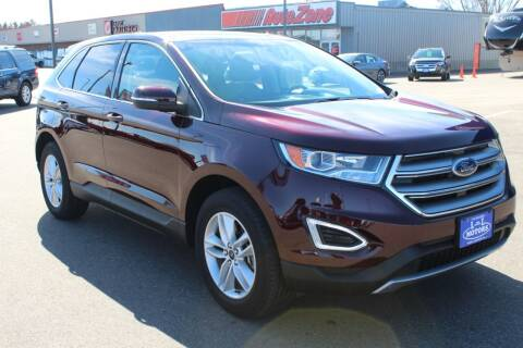 2018 Ford Edge for sale at L & L MOTORS LLC - REGULAR INVENTORY in Wisconsin Rapids WI