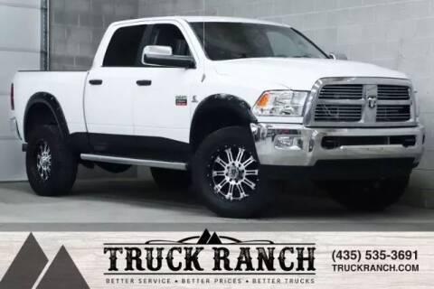 2011 RAM Ram Pickup 2500 for sale at Truck Ranch in Logan UT