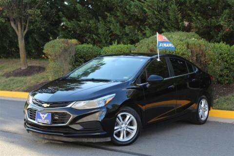 2017 Chevrolet Cruze for sale at Quality Auto in Manassas VA