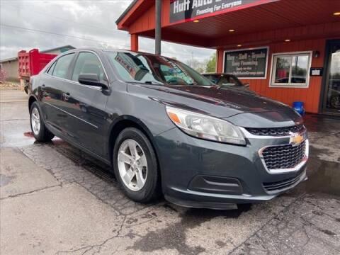 2014 Chevrolet Malibu for sale at HUFF AUTO GROUP in Jackson MI