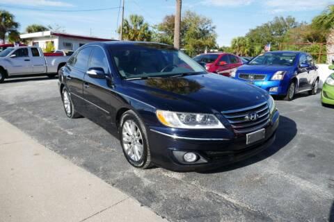 2011 Hyundai Azera for sale at J Linn Motors in Clearwater FL