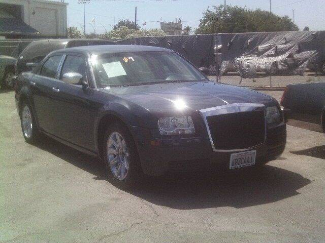2007 Chrysler 300 for sale at Valley Auto Sales & Advanced Equipment in Stockton CA