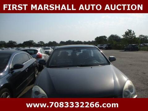 2008 Kia Optima for sale at First Marshall Auto Auction in Harvey IL
