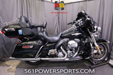 2016 Harley-Davidson Electra Glide® Ultra Classic® for sale at Powersports of Palm Beach in Hollywood FL