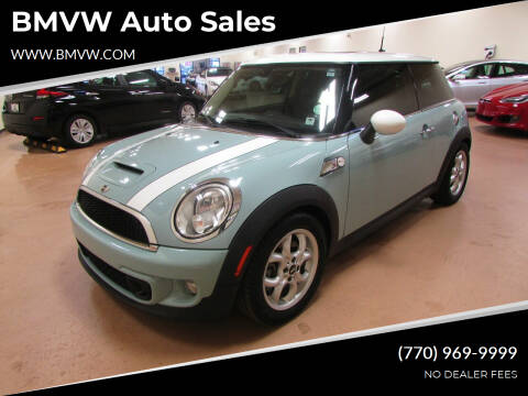2013 MINI Hardtop for sale at BMVW Auto Sales in Union City GA