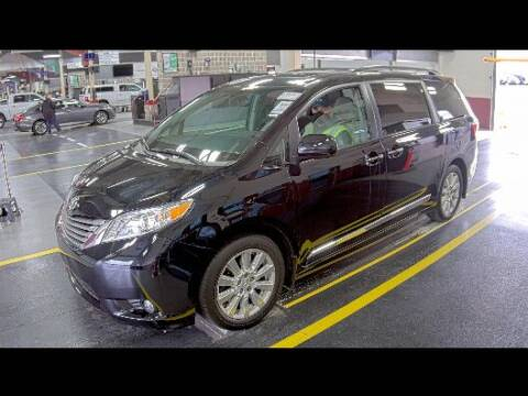 2017 Toyota Sienna for sale at Great Lakes Classic Cars & Detail Shop in Hilton NY