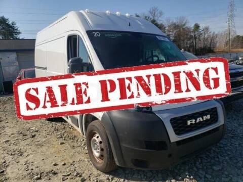 2019 RAM ProMaster Cargo for sale at STS Automotive - Miami, FL in Miami FL