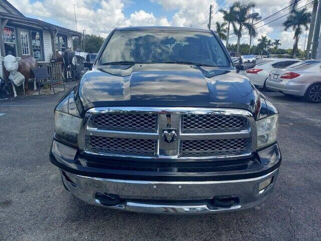 2010 Dodge Ram Pickup 1500 for sale at Denny's Auto Sales in Fort Myers FL