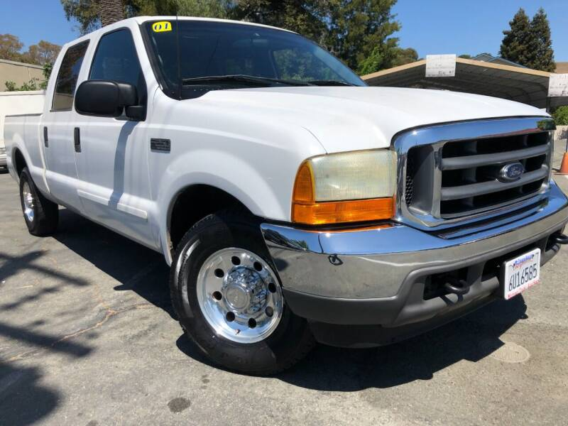 2001 Ford F-250 Super Duty for sale at Martinez Truck and Auto Sales in Martinez CA