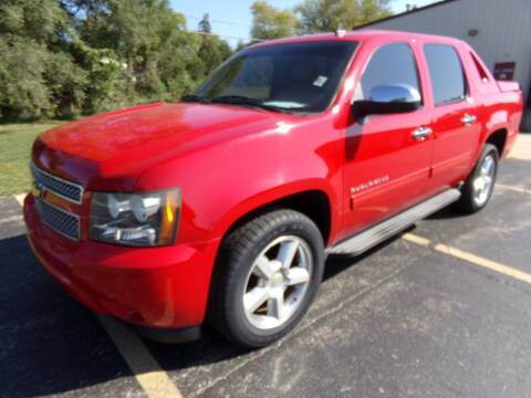 2010 Chevrolet Avalanche for sale at Rose Auto Sales & Motorsports Inc in McHenry IL