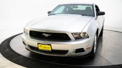 2010 Ford Mustang for sale at AUTOMAXX MAIN in Orem UT