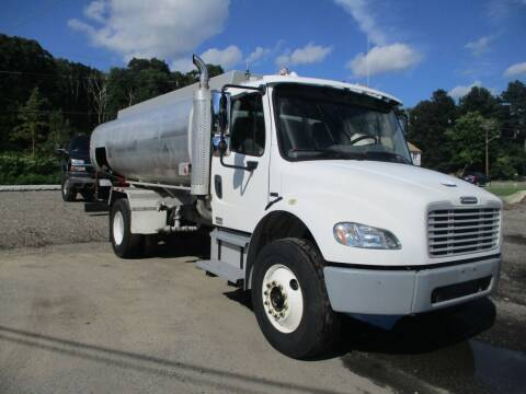 2005 Freightliner M 2 Oil Truck for sale at Lynch's Auto - Cycle - Truck Center - Trucks and Equipment in Brockton MA