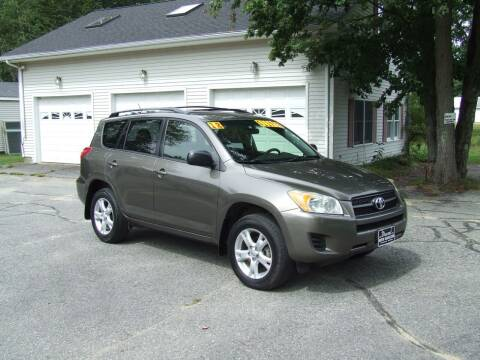 2012 Toyota RAV4 for sale at DUVAL AUTO SALES in Turner ME