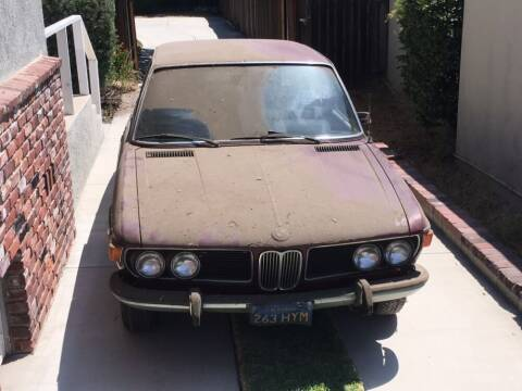 1973 BMW Bavaria for sale at Gullwing Motor Cars Inc in Astoria NY