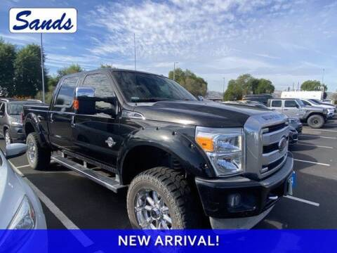 2014 Ford F-250 Super Duty for sale at Sands Chevrolet in Surprise AZ