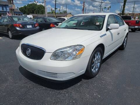 2007 Buick Lucerne for sale at Rucker's Auto Sales Inc. in Nashville TN