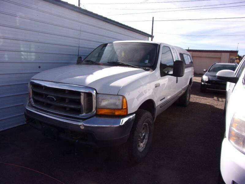 2000 Ford F-250 Super Duty for sale at Quality Auto City Inc. in Laramie WY