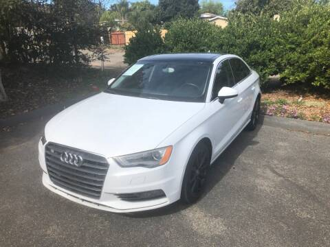 2015 Audi A3 for sale at North Coast Auto Group in Fallbrook CA