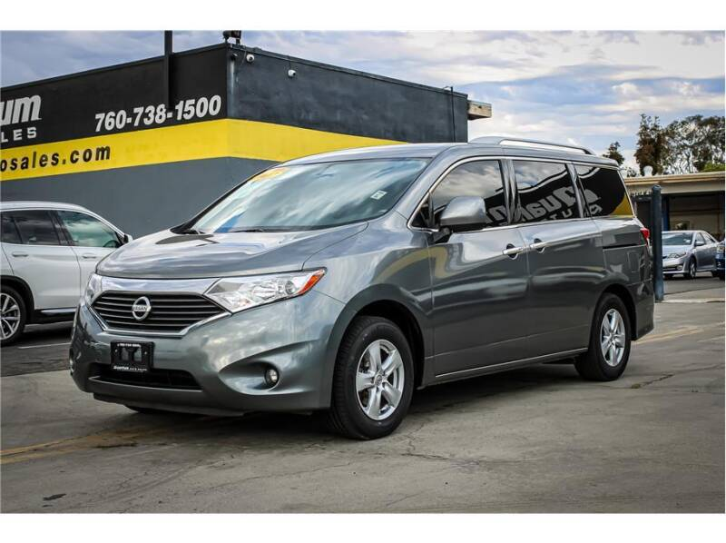 2017 Nissan Quest for sale in Santa Ana, CA