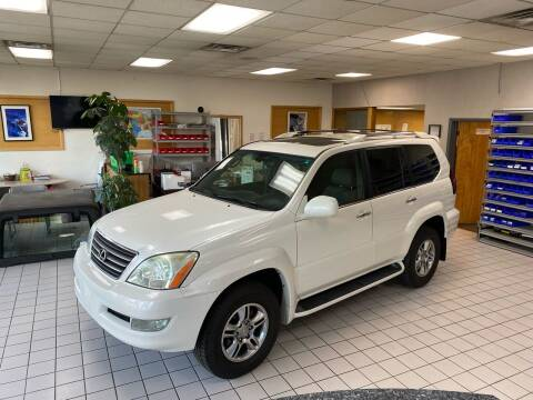 2008 Lexus GX 470 for sale at 4X4 Rides in Hagerstown MD