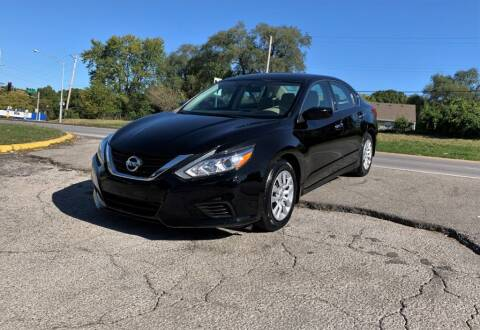 2017 Nissan Altima for sale at InstaCar LLC in Independence MO