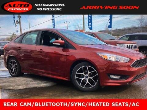 2015 Ford Focus for sale at Auto Express in Lafayette IN