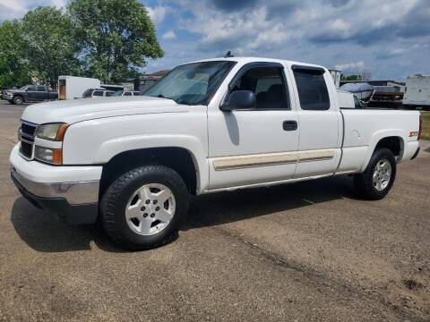 2007 Chevrolet Silverado 1500 Classic for sale at Superior Auto Sales in Miamisburg OH