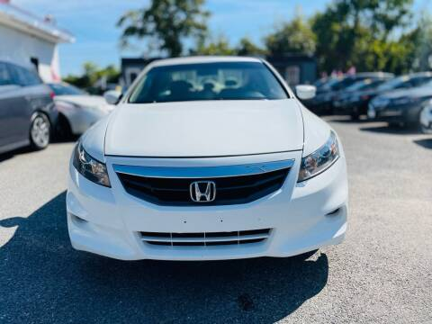 2011 Honda Accord for sale at Sincere Motors LLC in Baltimore MD