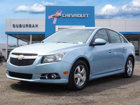 2012 Chevrolet Cruze for sale at Suburban Chevrolet of Ann Arbor in Ann Arbor MI