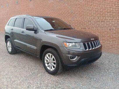 2014 Jeep Grand Cherokee for sale at Dreamline Motors in Coolidge AZ