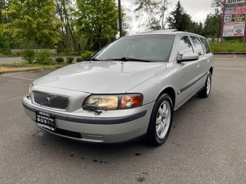 2004 Volvo V70 for sale at CAR MASTER PROS AUTO SALES in Lynnwood WA
