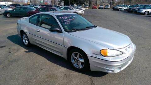2002 Pontiac Grand Am for sale at All State Auto Sales, INC in Kentwood MI