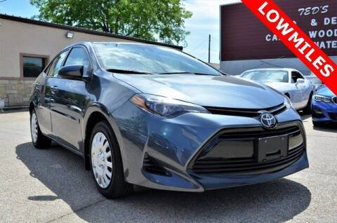 2018 Toyota Corolla for sale at LAKESIDE MOTORS, INC. in Sachse TX