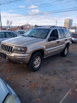 2004 Jeep Grand Cherokee for sale at Cheap Auto Rental llc in Wallingford CT