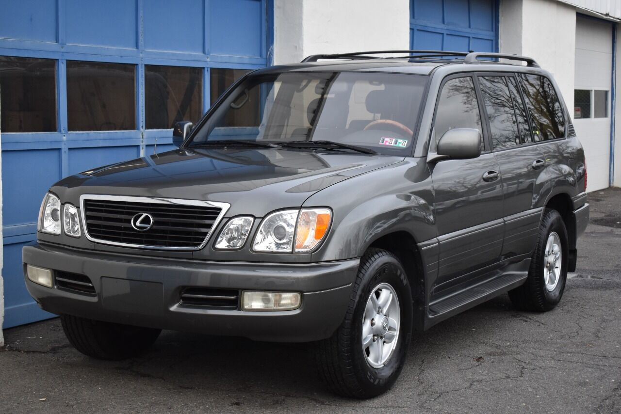 2000 Lexus LX 470 Base AWD 4dr SUV