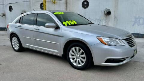 2012 Chrysler 200 for sale at Island Auto Express in Grand Island NE
