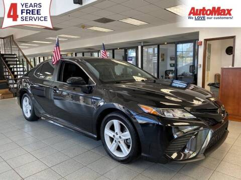 2018 Toyota Camry for sale at Auto Max in Hollywood FL