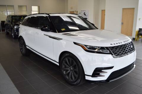 2018 Land Rover Range Rover Velar for sale at BMW OF NEWPORT in Middletown RI