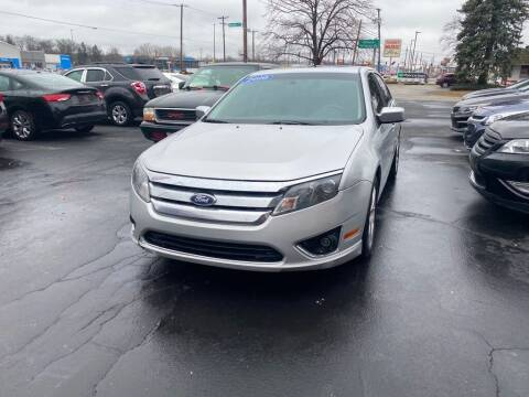 2010 Ford Fusion for sale at Motornation Auto Sales in Toledo OH